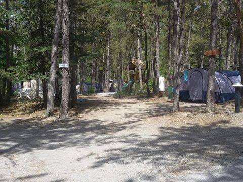 Les Ecolodges des 3 Lacs - Camping Hautes-Alpes - Image N°7