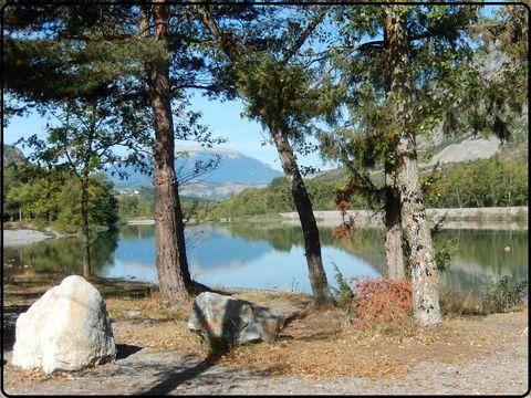 Les Ecolodges des 3 Lacs - Camping Hautes-Alpes - Image N°2