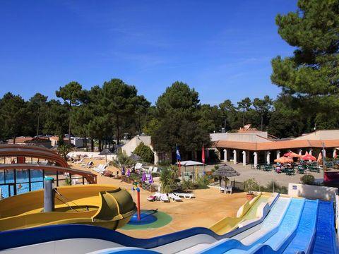Camping Siblu La Pignade - Funpass inclus - Camping Charente-Maritime - Image N°3