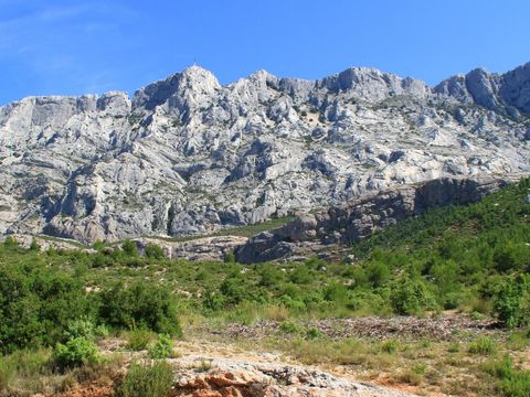 Camping Le Cezanne - Camping Bouches-du-Rhone - Image N°5