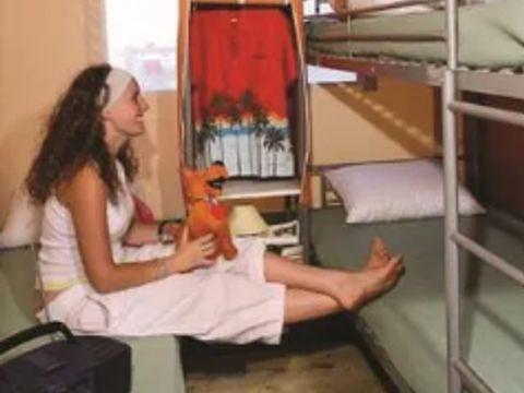 BUNGALOW TOILÉ 4 personnes - CONFORT (sans sanitaires)