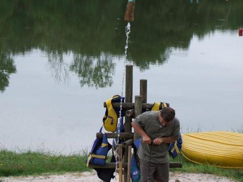 Camping du Lac de Lislebonne - Camping Lot-et-Garonne - Image N°14