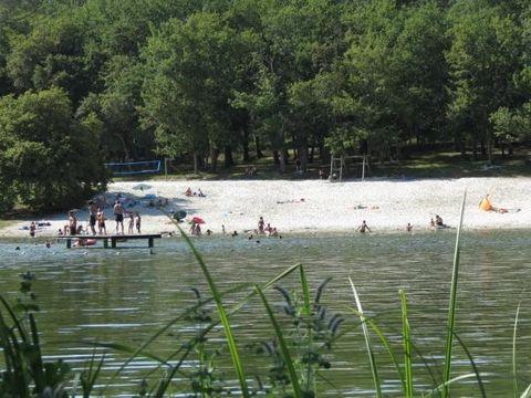 Camping du Lac de Lislebonne - Camping Lot-et-Garonne - Image N°6