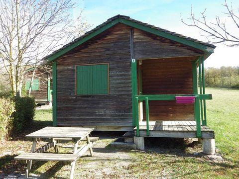 BUNGALOW 5 personnes - Mini Chalet Bungalow Olga, sans sanitaires