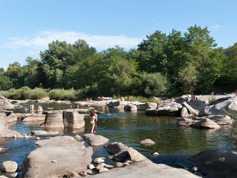 Camping Le Grillou - Camping Ardeche - Image N°9