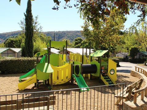 Camping Le Grillou - Camping Ardeche - Image N°6