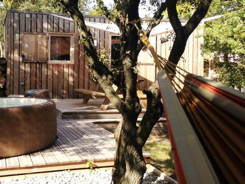 Camping Lodges en Provence - Camping Vaucluse - Image N°14