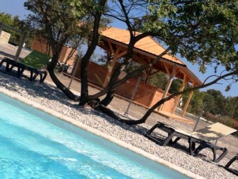 Camping Lodges en Provence - Camping Vaucluse - Image N°3