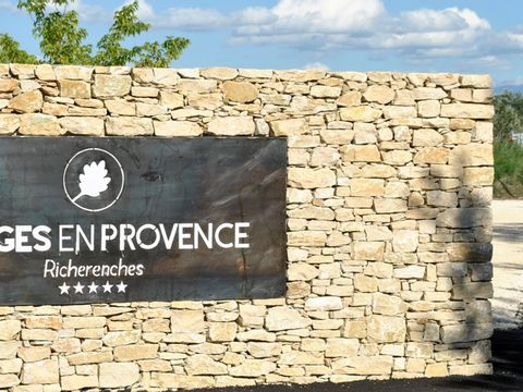 Camping Lodges en Provence - Camping Vaucluse - Image N°8