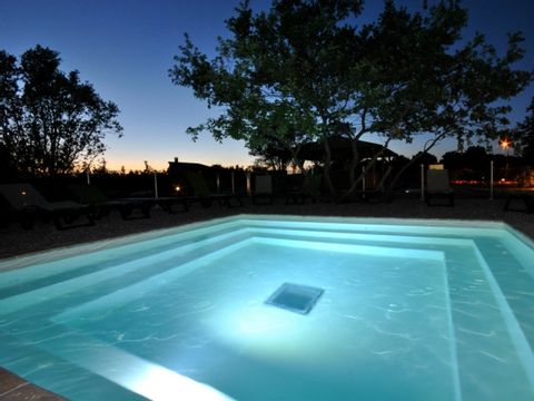 Camping Lodges en Provence - Camping Vaucluse - Image N°4