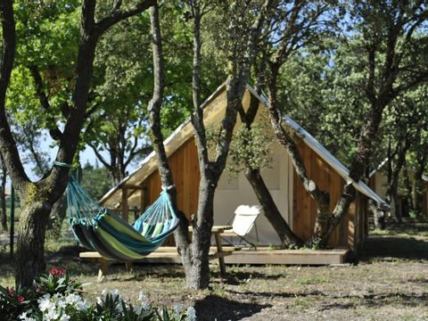 Camping Lodges en Provence - Camping Vaucluse - Image N°13