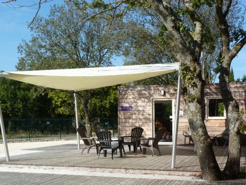 Camping Lodges en Provence - Camping Vaucluse - Image N°5