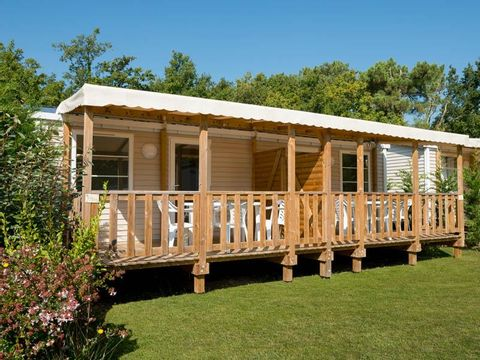Camping Les Chèvrefeuilles  - Camping Charente-Maritime - Image N°36