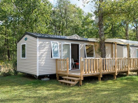 Camping Les Chèvrefeuilles  - Camping Charente-Maritime - Image N°32