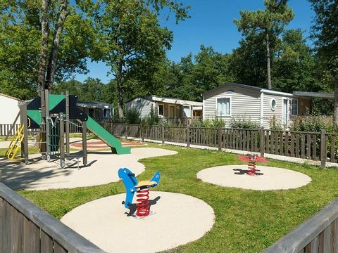 Camping Les Chèvrefeuilles  - Camping Charente-Maritime - Image N°15