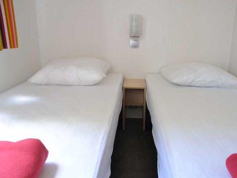 MOBILHOME 6 personnes - KOAWA Espace confort TV