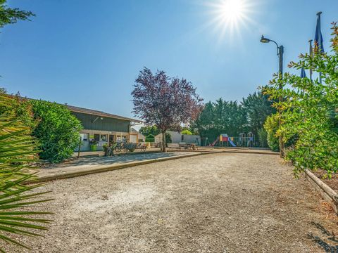 Camping Chant des Oiseaux - Camping Charente-Marítimo - Image N°6