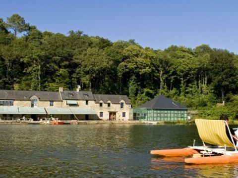 Domaine du Moulin Neuf - Camping Morbihan - Image N°8