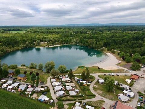 Camping du Staedly - Camping Bas-Rhin