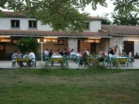 Ardèche  Camping la Grand'Terre - Camping Ardèche - Afbeelding N°11