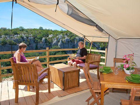 Le Petit Bois - Camping Sites et Paysages - Camping Ardeche - Image N°2
