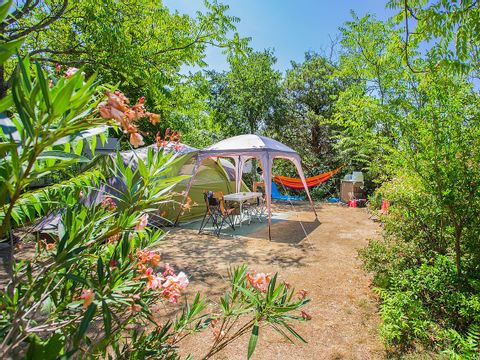 Le Petit Bois - Camping Sites et Paysages - Camping Ardeche - Image N°11
