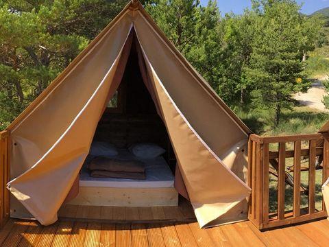 Camping les Hauts de Rosans - Camping Hautes-Alpes - Image N°12