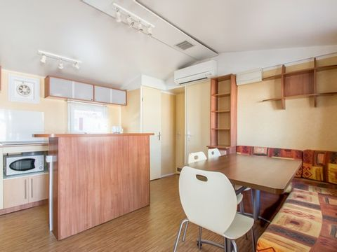 MOBILHOME 5 personnes - 3 chambres