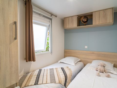 MOBILHOME 6 personnes - Konfort 3 chambres