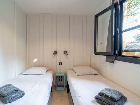 HÉBERGEMENT INSOLITE 6 personnes - Lodge Kabane 3 chambres