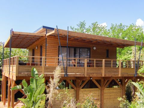 Camping maeva Respire Ecolodge Etoile d'Argens - Camping Var - Image N°13