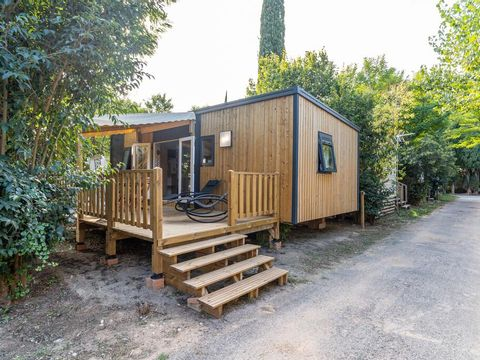Camping maeva Respire Ecolodge Etoile d'Argens - Camping Var - Image N°30