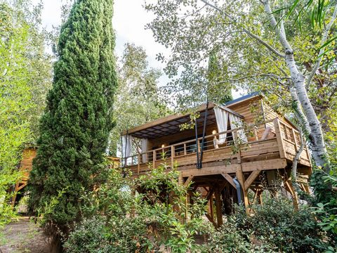 Camping maeva Respire Ecolodge Etoile d'Argens - Camping Var - Image N°32
