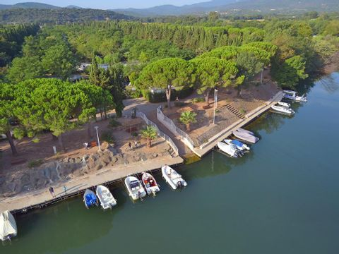 Camping maeva Respire Ecolodge Etoile d'Argens - Camping Var - Image N°36