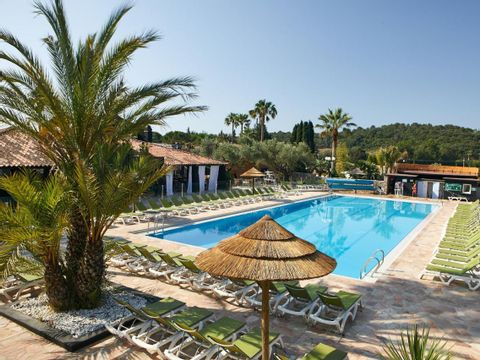 Camping maeva Respire Ecolodge Etoile d'Argens - Camping Var