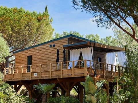 Camping maeva Respire Ecolodge Etoile d'Argens - Camping Var - Image N°14