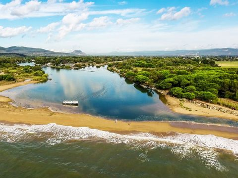 Camping maeva Respire Ecolodge Etoile d'Argens - Camping Var - Image N°17