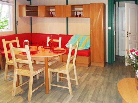 BUNGALOW 6 personnes - Confort 3 chambres