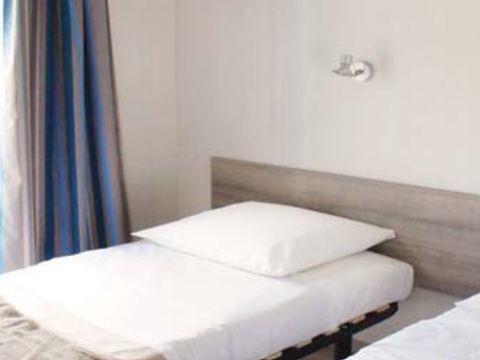 BUNGALOW 4 personnes - Prestige 2 chambres