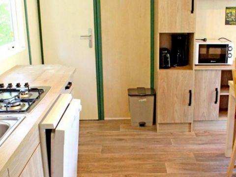BUNGALOW 4 personnes - Premium 2 chambres