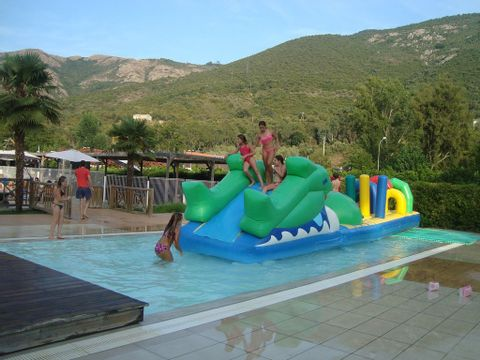 Camping Le Sagone - Camping Corse du sud - Image N°4