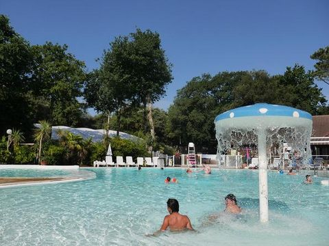 Camping Siblu Les Pierres Couchées - Funpass inclus - Camping Loira Atlántico - Image N°5