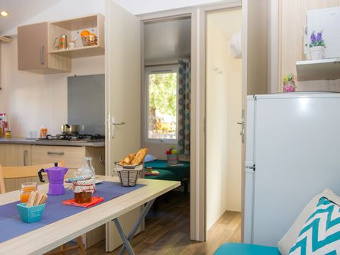 MOBILHOME 5 personnes - Classic  (H5P2)