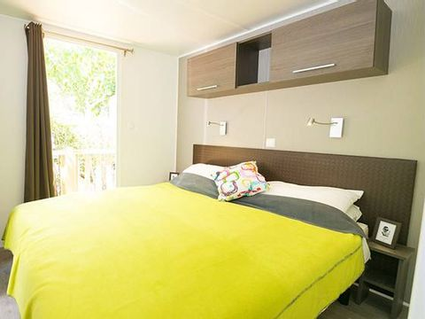 MOBILHOME 8 personnes - Azure XL - 3 chambres