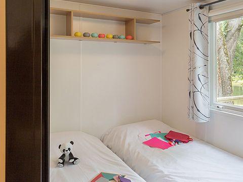 MOBILHOME 6 personnes - Azure Plus - 3 chambres - 2 salles de bain