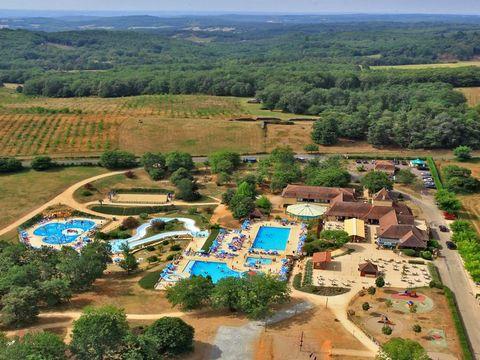 Camping Saint Avit Loisirs - Camping Dordogne