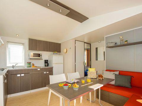 MOBILHOME 6 personnes - CLASSIC PLUS, 3 chambres (X6P3)