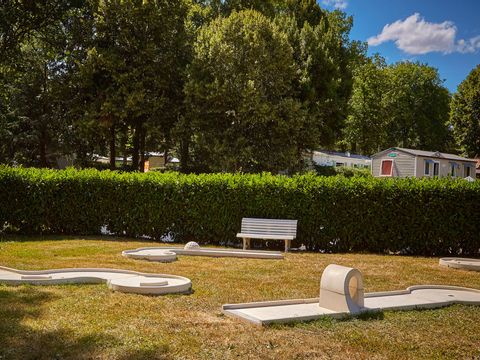 Essonne  Camping  Le Parc des Roches - Camping Essonne - Afbeelding N°18