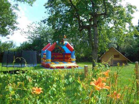 Camping Naturiste Héliomonde - Camping Essonne - Image N°7