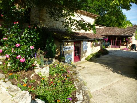 Camping Le Ceou - Camping Dordogne - Image N°16